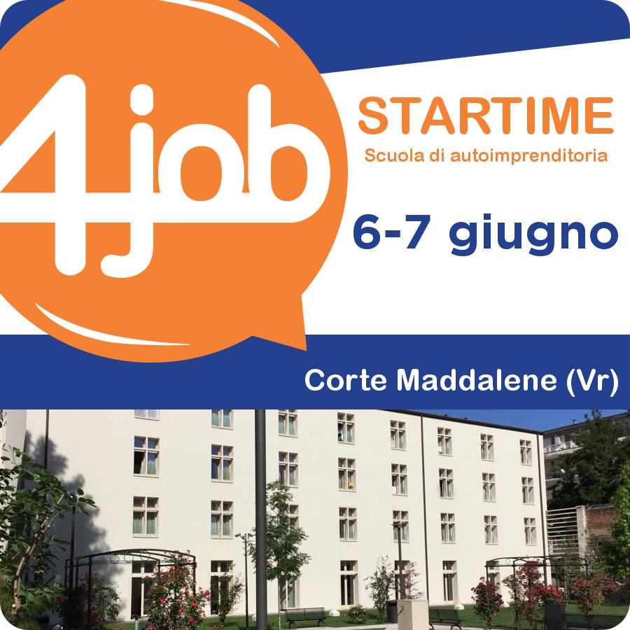 locandina evento startime